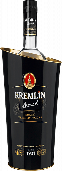 KREMLIN AWARD Grand Premium Vodka (gift box), 1.5л