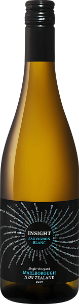 Insight Single Vineyard Sauvignon Blanc Marlborough, 0.75л