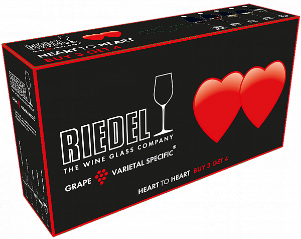 Riedel Heart to Heart CABERNET (4 glasses set)
