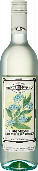 Forget Me Not Sauvignon Blanc Semillon McLaren Vale Spring Seed Wine, 0.75л