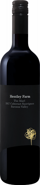 The Marl Cabernet Sauvignon Barossa Valley Hentley Farm, 0.75л