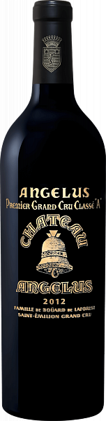 Chateau Angelus Saint-Emilion Grand Cru АОС, 0.75л